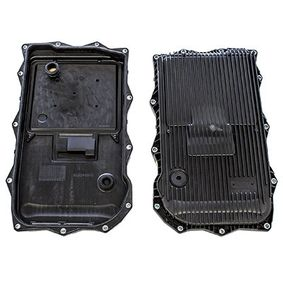 Oil Pan, automatic transmission with OEM Number 7 604 960