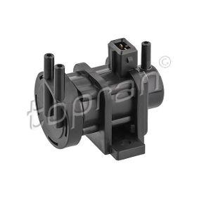 Électrovanne de turbo pour OPEL Zafira A (F75) 2.0 DTI 16V