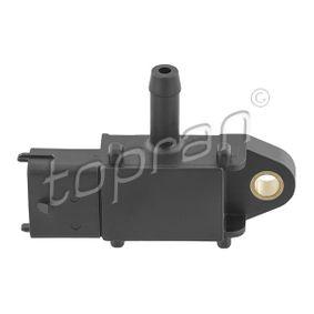 Sensore, Pressione gas scarico N° poli: 3a... poli con OEM Numero 5179 2301