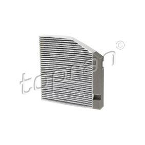 Filter, Innenraumluft Art. Nr. 409 429 120,00€