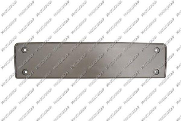 PRASCO  VG0551539 Suportes da placa de matrícula