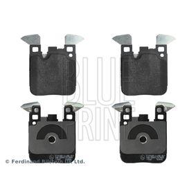 Brake Pad Set, disc brake ADB114247 3 Saloon (F30, F80) 320d 2.0 MY 2012