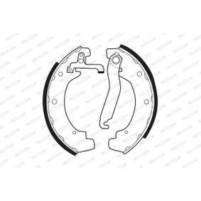 Bremsbackensatz Art. Nr. FSB279 120,00€