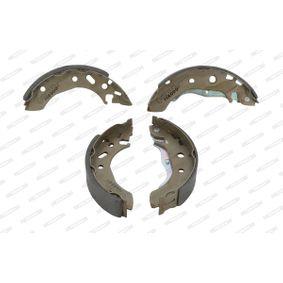 Juego de zapatas de frenos Nº de artículo FSB543 120,00€
