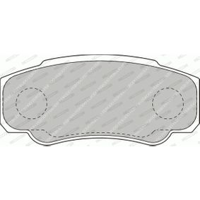Bremsbelagsatz, Scheibenbremse Art. Nr. FVR1480 120,00€