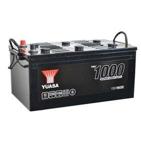 YUASA Nutzfahrzeugbatterien 220Ah, 12V, 1150A, N, Bleiakkumulator