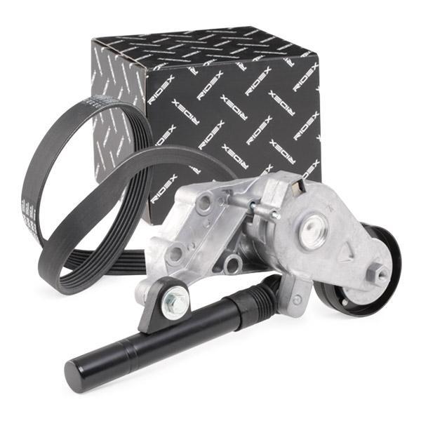 V-Ribbed Belt Set RIDEX 542R0223 expert knowledge