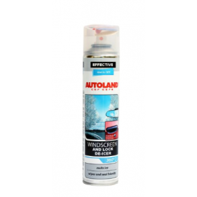 Window cleaner AUTOLAND 223031599 for car (Contents: 400ml, Spraycan)