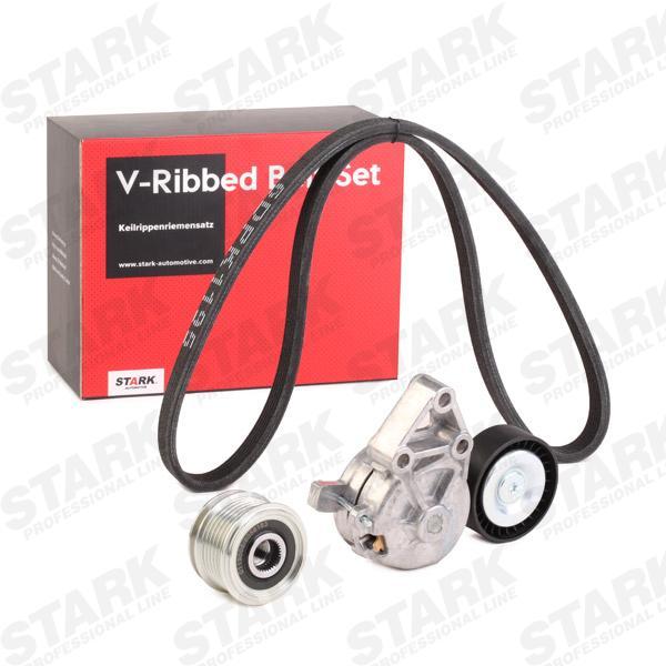 V-Ribbed Belt Set STARK SKRBS-1200233 expert knowledge