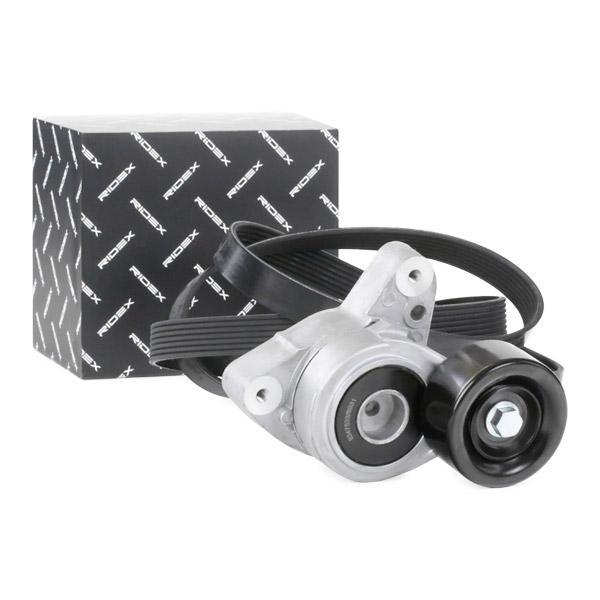 V-Ribbed Belt Set RIDEX 542R0239 expert knowledge