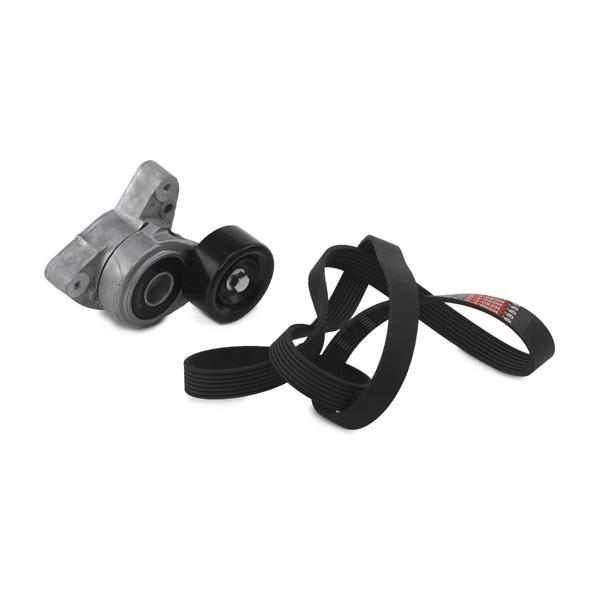 V-Ribbed Belt Set RIDEX 542R0324 4059191896745