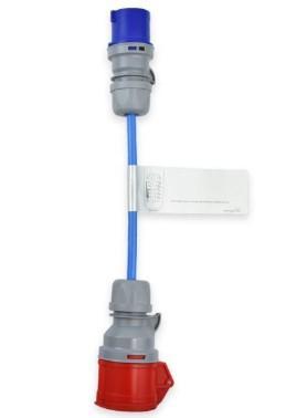 Ladekabel-Adapter NRG20204 DINITECH NRG20204 in Original Qualität