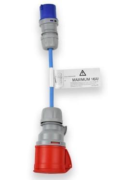 Ladekabel-Adapter NRG20208 DINITECH NRG20208 in Original Qualität