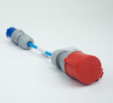 Laadkabel-adapter DINITECH NRG20208 waardering