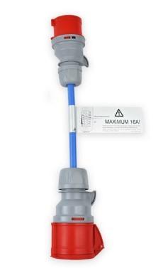 Laadkabel-adapter NRG20209 DINITECH NRG20209 van originele kwaliteit