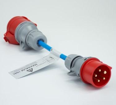 Laadkabel-adapter DINITECH NRG20209 waardering