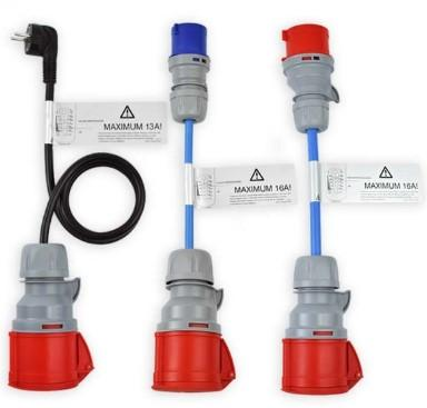 Laadkabel-adapter NRG20215 DINITECH NRG20215 van originele kwaliteit