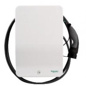 Wall-mounted charging station EVH2S3P0CK VW GOLF, PASSAT, UP