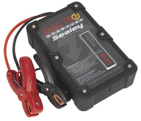 Car jump starter SEALEY E/START800 rating