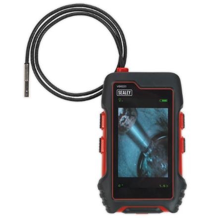 Videoendoscopio SEALEY VS8223 evaluación