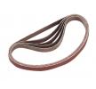 OEM Kit de bandas de lijar, cinta abrasiva SA35/B80G de SEALEY