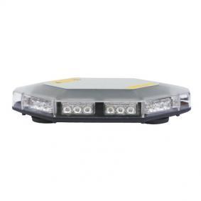 Warning Light Voltage: 12-24V, Housing Colour: Black 808095