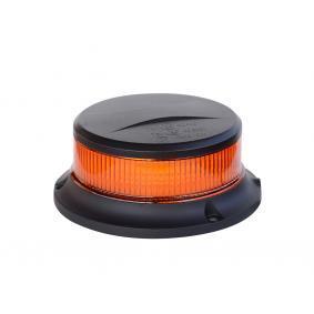Waarschuwingslamp Spanning (V): 12-24V, Behuizingskleur: Zwart 808097