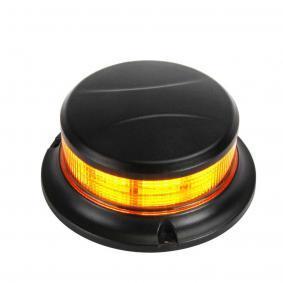 Warning Light Voltage: 12-24V, Housing Colour: Black 809060