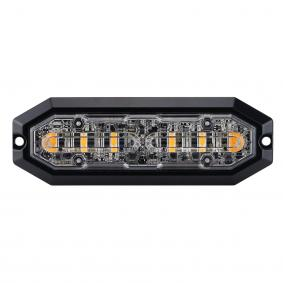 Warning Light Voltage: 12-24V, Housing Colour: Black 850130HPA
