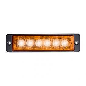 Warning Light Voltage: 12-24V, Housing Colour: Black 850170HPA