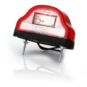 2004 Honda CR-V Mk2 2.0 Licence Plate Light 800029