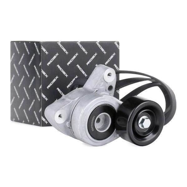 V-Ribbed Belt Set RIDEX 542R0412 expert knowledge