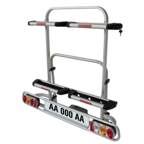 Porte ski / snowboard, support du dispositif d'attelage 6201960