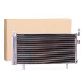Kondensator, Klimaanlage Netzmaße: 660 x 300 x 16 mm mit OEM-Nummer 73210-SG000