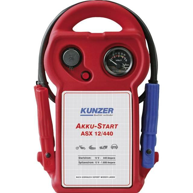 Car jump starter ASX 12/440 KUNZER ASX 12/440 original quality