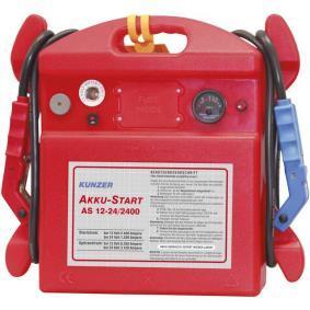 Starthilfe, Akku-Betrieb Höhe: 500mm, Breite: 460mm, 130mm AS121200