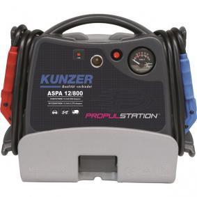 KUNZER Chargeur de batterie ASPA 12/800