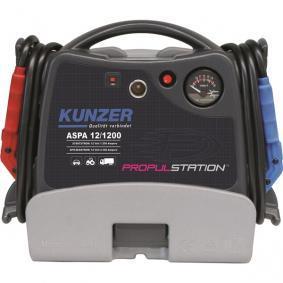 KUNZER Chargeur de batterie ASPD 12/1200