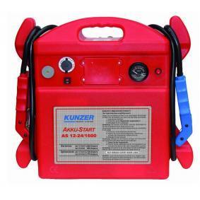 KUNZER Booster de batterie AS 6-12/1700