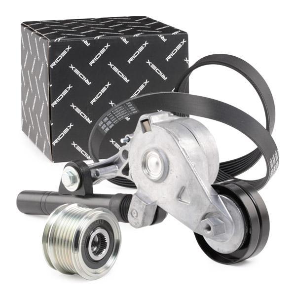 V-Ribbed Belt Set RIDEX 542R0494 expert knowledge