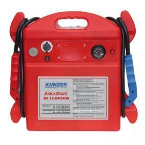 KUNZER Chargeur de batterie ASM 12/500