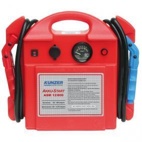 KUNZER Chargeur de batterie ASM 12/800