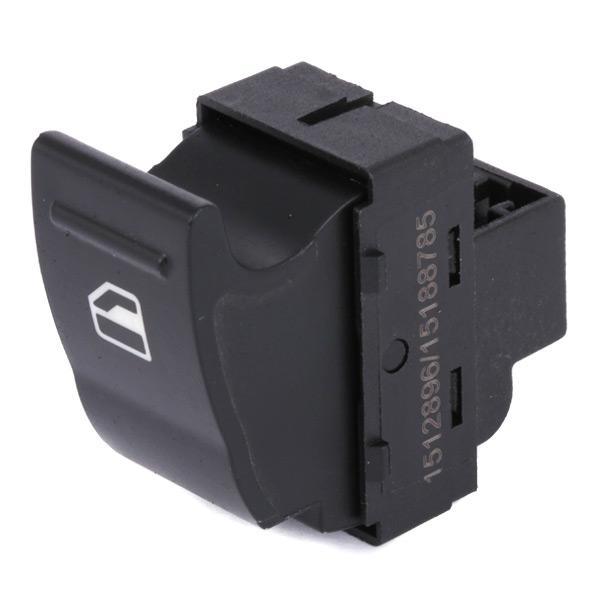 Interruptor, elevalunas RIDEX 1761S0032 4059191931170
