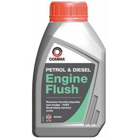 Öl-Additive COMMA EF400M für Auto (Flasche, Benzin, Diesel, Inhalt: 400ml)