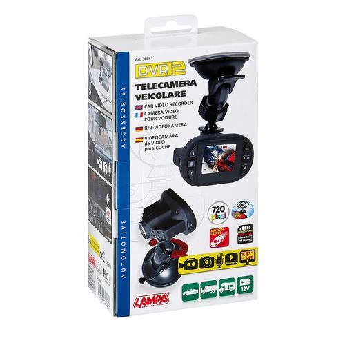 Caméra de bord LAMPA 38861 connaissances d'experts