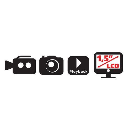 Caméra de bord LAMPA 38861 8000692388617