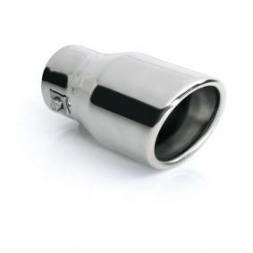 Deflector do tubo de escape 60092