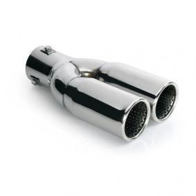 Deflector tubo de escape 60080