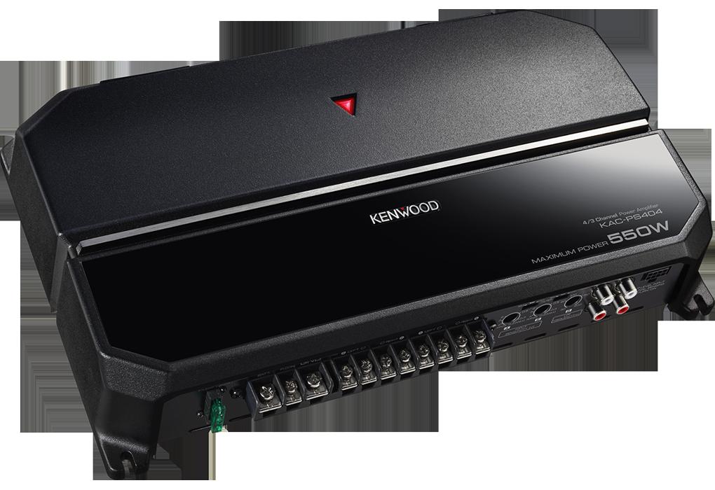 KENWOOD Performance Standard KAC-PS404 Audioförstärkare