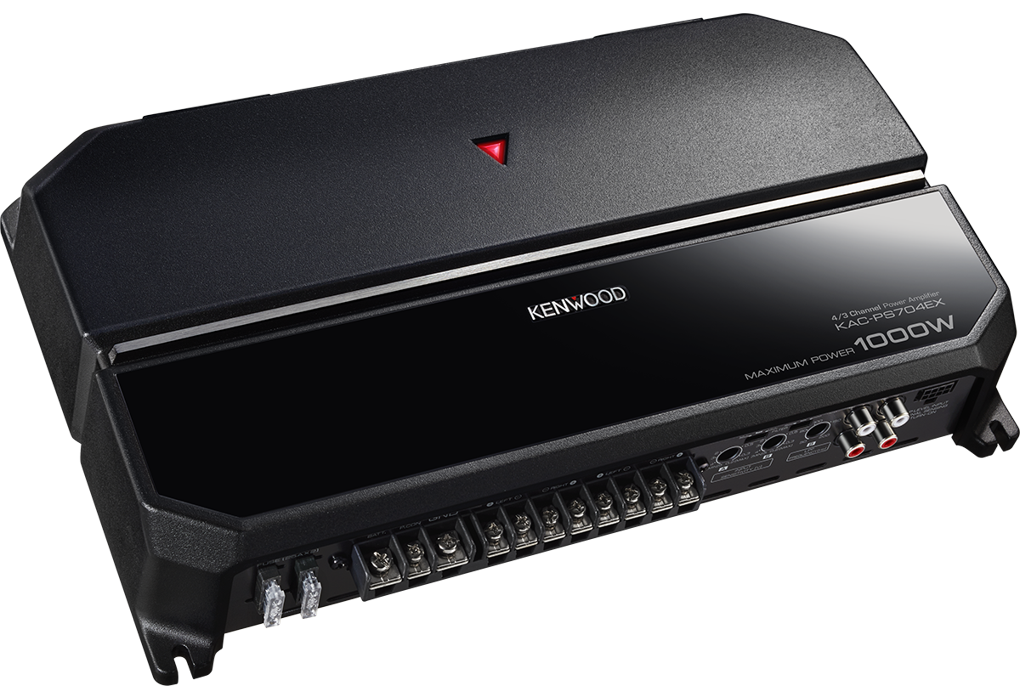 KENWOOD Performance Standard KAC-PS704EX Audio Amplifier